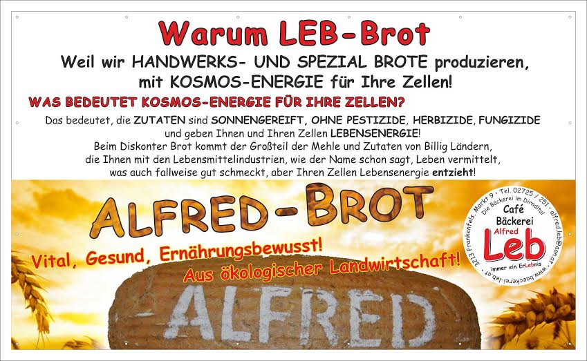 Baeckerei Alfred Brot Vital