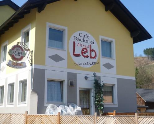 Cafe Bäckerei Leb