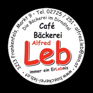Café Bäckerei Leb | Frankenfels im Dirndltal